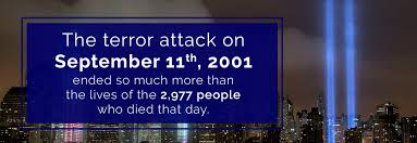 Image result for Coming so soon after the terrorist attacks of September 11, 2001,