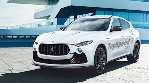 2018 maserati levante shtorm.  levante car news and reviews videos wallpapers pictures free games more   top speed intended 2018 maserati levante shtorm