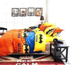 batman bed set full twin sheet superman limited edition bedding queen size linen lego city ba
