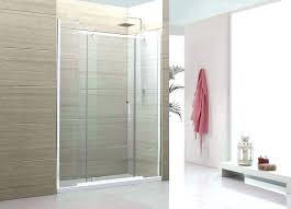 cost of glass shower door cost to install glass shower door shower door mesa sliding you