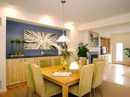 Dining Room Paint Ideas With Accent Wall Attractive Throughout Decor