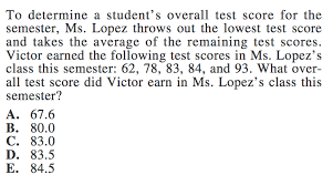 act word problem 6