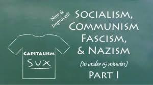 Socialism And Communism Venn Diagram Understand Socialism Communism Fascism Nazism In 15 Minutes