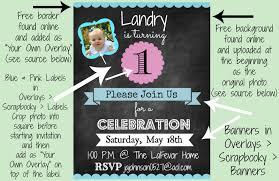 Create Birthday Invitation Cards Online Free