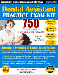 danb certified dental assistant cda practice exam cda practice test