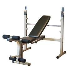 Impex Marcy Platinum Power Rack Home Gym Strength Work Out Marcy Platinum Bench