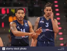 Bonn, Germany, January 11 2018, Basketball, Telekom Baskets Bonn vs Stock  Photo - Alamy