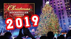 Rockefeller Center CHRISTMAS TREE 2019 ...