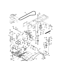 Craftsman 42 lawn tractor parts at dyt 4000 wiring diagram