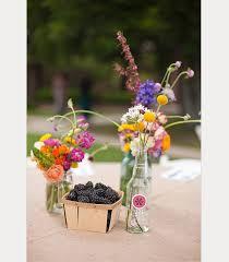 Mason Jar Table Decorations Wedding 100 Non Mason Jar Rustic Wedding Centerpieces You've Got To See 30