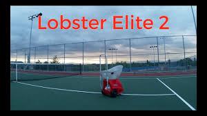 Lobster Elite 2 Tennis Ball Machine (In ...