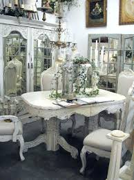 shabby chic kitchen table sets shabby chic dining room chairs shabby chic dining chair slipcovers awesome