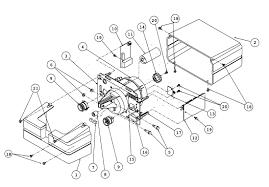 Genie garage door opener parts diagram door ideas themiracle biz