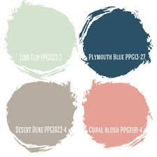 home office paint color schemes. home office color combination from ppg voice of and fynes designs paint schemes n