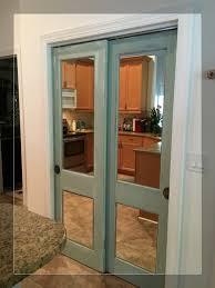 Bedroom Sliding Closet Doors For Bedrooms Mirrored Bifold Closet