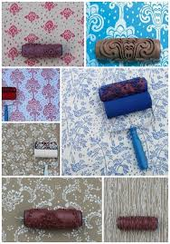 Patterned Paint Roller Home Depot