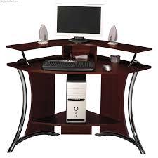 charmful small rooms computer desk computer desks computer desk innovex glass corner computer desk black