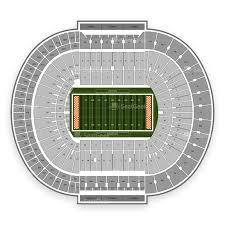 Neyland Stadium Seating Chart Seatgeek