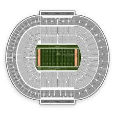 Virtual Neyland Seating Chart Neyland Stadium Seating Chart Seatgeek