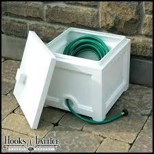 garden hose box storage water and accessories to enlarge home depot wood garden hose box storage