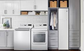 laundry room storage and shelving ideas