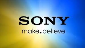 sony make believe logo. sony logo make believe