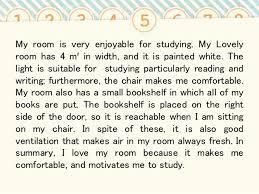 description of a bedroom essay descriptive essay essayjudge