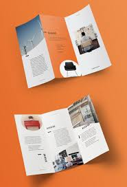 Brochure Trifold Template Free 100 Best Indesign Brochure Templates