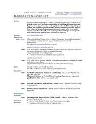 Resume Templates Examples Free Gorgeous Resume Template Example Musiccityspiritsandcocktail