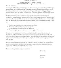 Sample Cover Letter For Restaurant General Manager Collection Of ...