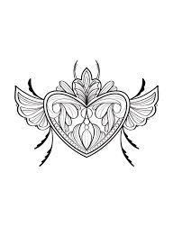 скарабей мои эскизы татуировок тату эскизы татуировок и эскиз