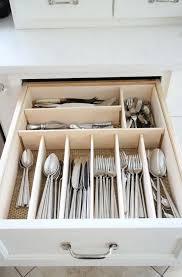 Diy Kitchen Drawer Organizer Diy Cutlery Drawer Organizer Home Design Ideas