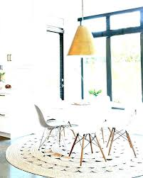 dining room rug ideas carpet for round dining table round table rug round kitchen rugs circular