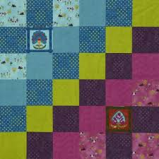 The Easiest Quilt Ever | AllPeopleQuilt.com & Folkloric Blooms Collection Adamdwight.com