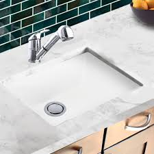 Nantucket Sinks 24 X 18 Undermount Kitchen Sink Wayfair