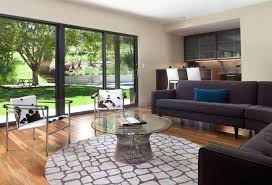 living room sliding doors interior wooden ideas on storage