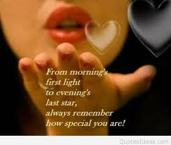Emotional Good Morning Quotes Best Of Good Mornings Love Quote Special Picture