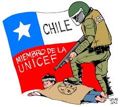 Resultado de imagen para ESTADO CONTRA RESISTENCIA MAPUCHE EN CHILE