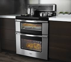 Double Oven Kitchen Design Whirlpool Double Oven Electric Range Whirlpool Brand Announces
