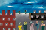 Shaken to the core: the untold story of Sidney Nolan at Auschwitz