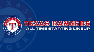 Rangers Depth Chart Texas Rangers All Time Starting Lineup Roster