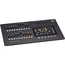 Used Lighting Consoles For Sale Etc Cs20 20 Fader Colorsource Lighting Console 40 Channel Device