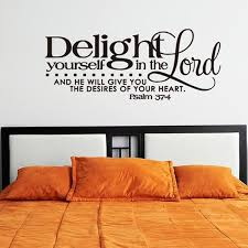 home decor wall art stickers. home decoration bible verse design wall art sticker - black decor stickers