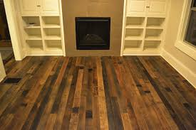 designing your pallet wood floor