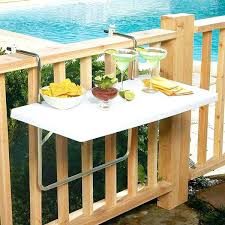 small deck furniture. Decor A Small Deck Idea Tiny Balcony Furniture 9 2 Ideas O
