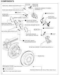 How do I remove the rear rotors on a 2007 Toyota tundra?