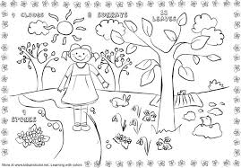 Free Printable Spring Worksheets Worksheets for all | Download and ...
