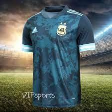 เสื้อฟุตบอลทีมชาติ Argentina (อาเจนติน่า) 2020 เสื้อทีมฟุตบอล เสื้อบอล  เสื้อผู้ชาย เสื้อผู้ใหญ่ คุณภาพสูง เกรด 3A