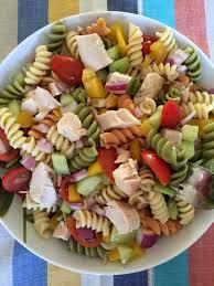 healthy chicken pasta recipes. Brilliant Chicken Chicken Pasta Salad Recipe With Healthy Recipes K