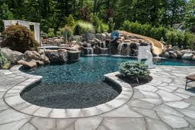 custom inground pools. Inground Pools Livingston NJ By Design New Jersey Custom I